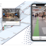 Through artificial intelligence, Reveal Systems revolutionises mall navigation.
