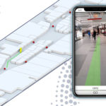 LSA parle de l'application AR Navigation de Reveal Systems
