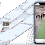 Fashion Network: la réalité augmentée pour se guider en centre commercial